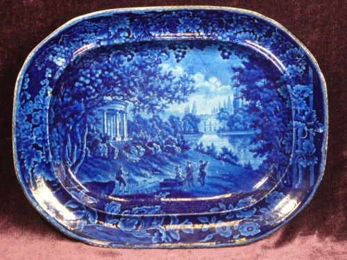 Staffordshire Pottery Marks 1800 English John