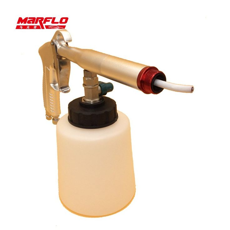 Big discount US $56.99  Marflo Car Washer Tornador Japanese Stainless Steel Bearring Tube Tornado Gun for Car Care Maintenance Water Gun Snow Foam Lance