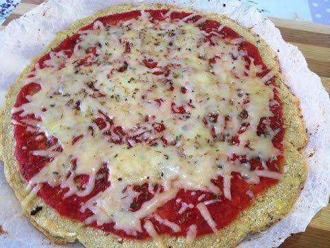 Pizza di Cavolfiore   Ricetta - SugarDany89