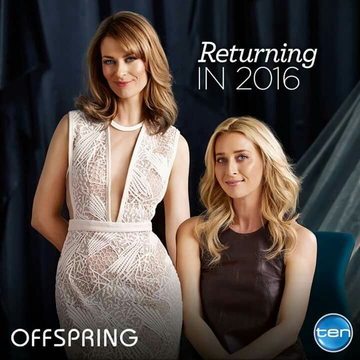 Squee! Not too much longer to wait folks :) :) #ninaproudman #offspring