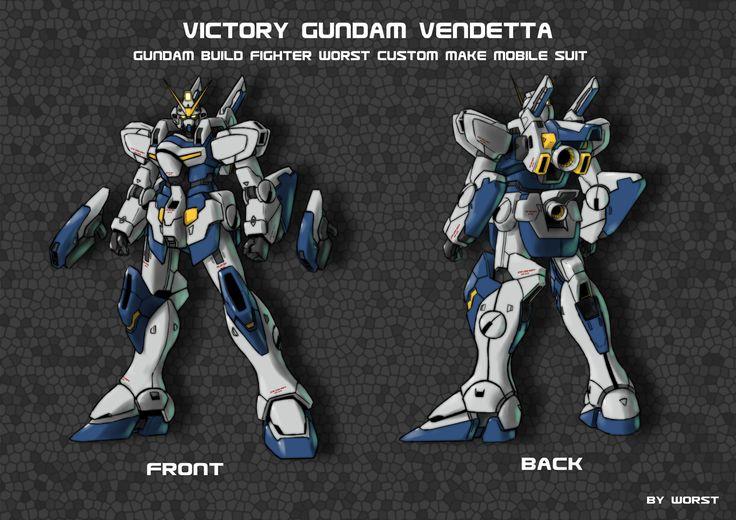 【Victory Gundam Vendetta】 [1]