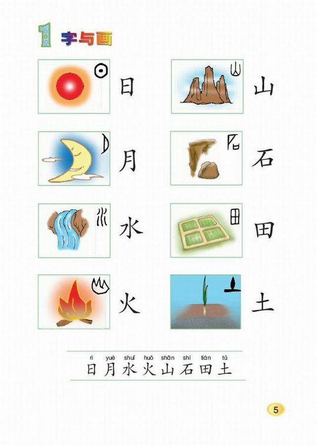 Basic Chinese characters                                                                                                                                                                                 More
