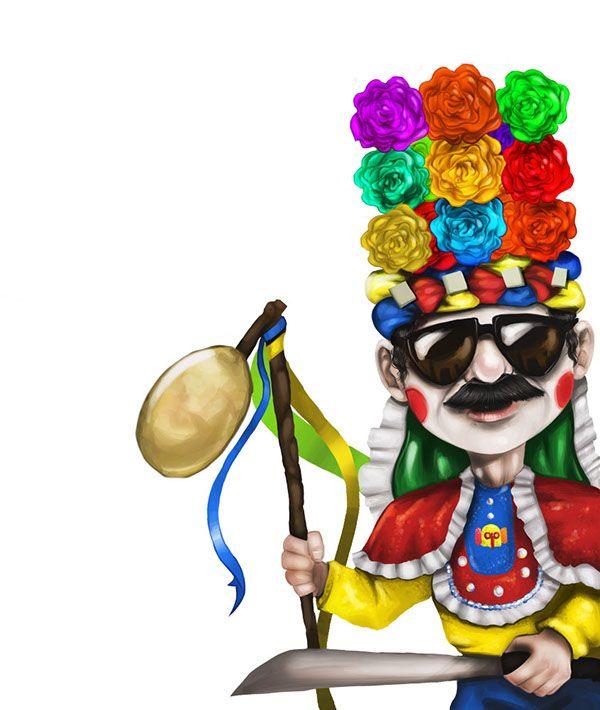 Resultado del Proyecto de Investigación de Signos y Símbolos del Carnaval de Barranquilla; enfocado específicamente en sus más reconocidos personajes y disfraces.This is the result of a Research Project regarding Signs and Symbols of the Carnaval de Bar…