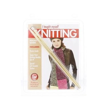 Boye Knitting Pocket Guide Kit Multicoloured