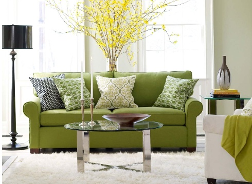 Green Living Room. 10  images about Living Room Ideas on Pinterest   Eclectic living
