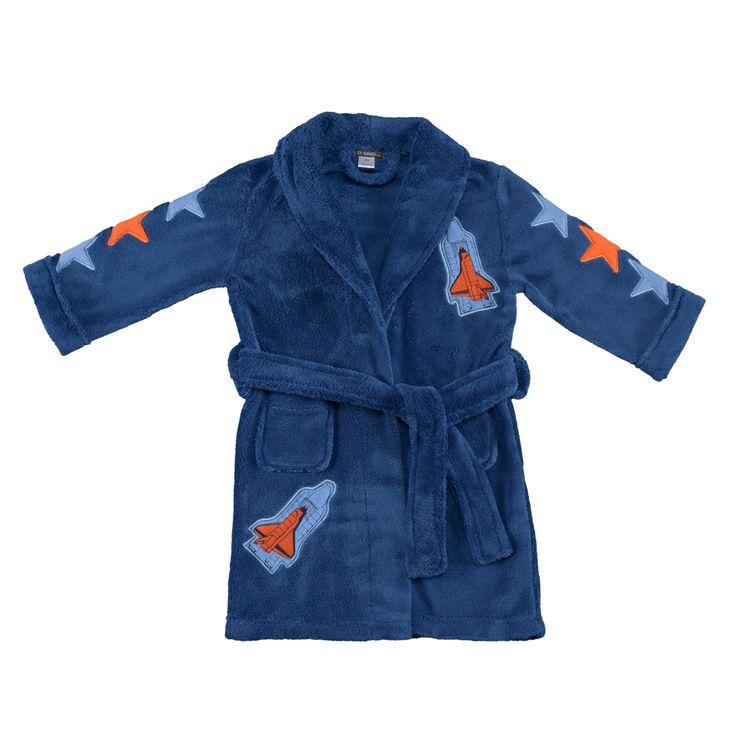 Petit Lem space boys dressing gown $38.95 http://www.planetpyjama.com.au/dressing-gowns/