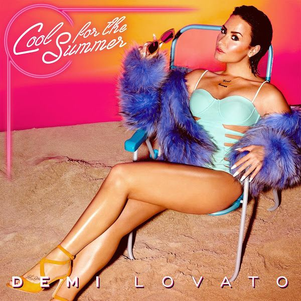 Yet Another Old Cliché: Demi Lovato curious and cool for the summer