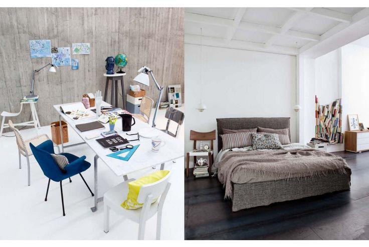 Office and Bedroom. To purchase these items contact RADform at +1 (416) 955-8282 or info@radform.com #modernfurniture #contemporarydesign #interiordesign #modern #furnituredesign #radform #architecture #luxury #homedecor #modernloft #loft