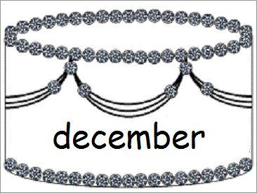 * De maanden! 12-12
