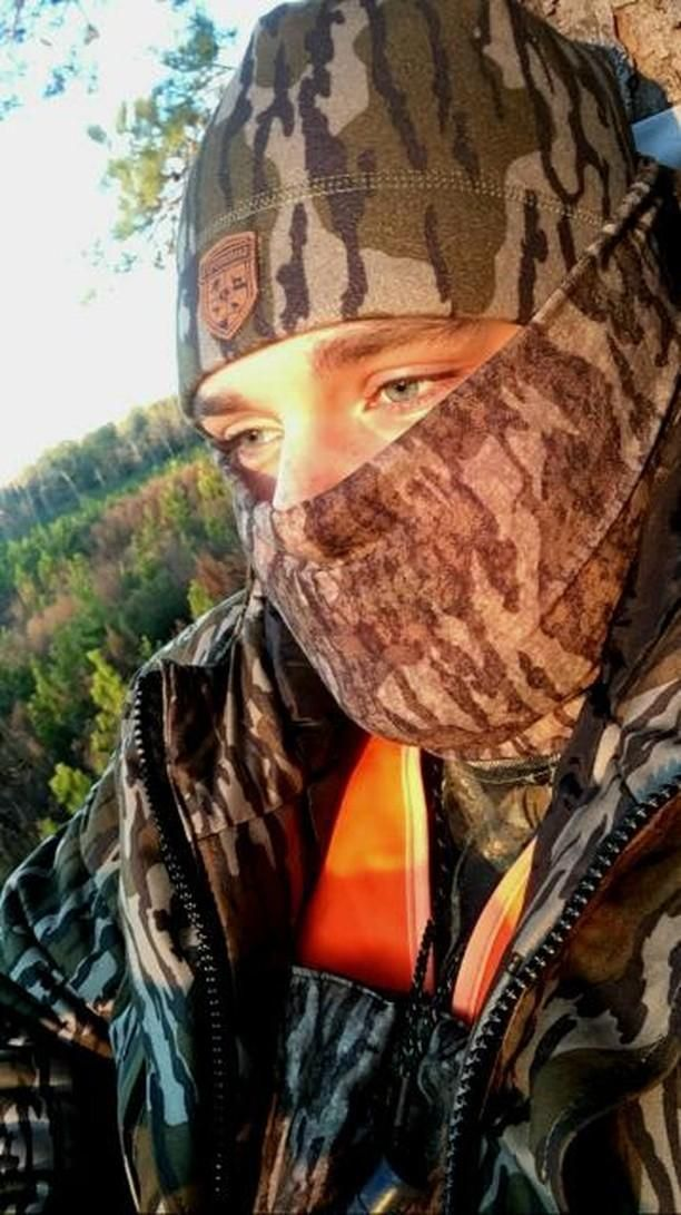 Snook Reel Photo Face Mask and Neck Gaiter Bandana by Hoo-rag