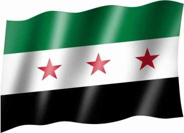 Fahne Syrien Flagge