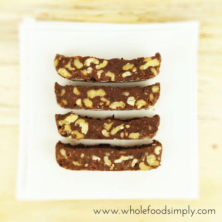 Chocolate and Walnut Fudge