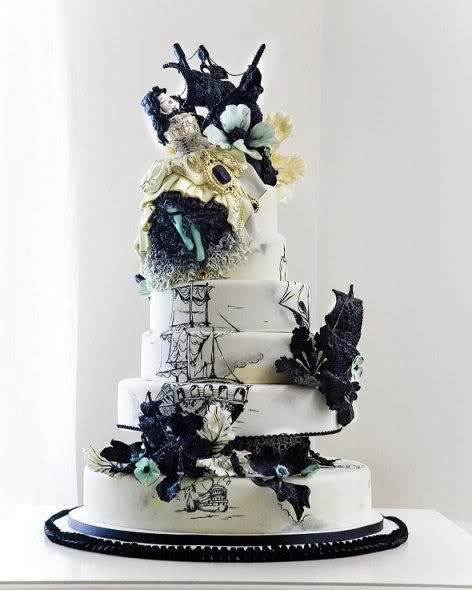 punk wedding cakes 1000 ideas about steampunk wedding cake on 18846
