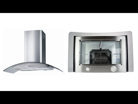 Top 5 Best Ductless Range Hood Reviews 2016   Best Recirculating Range Hood