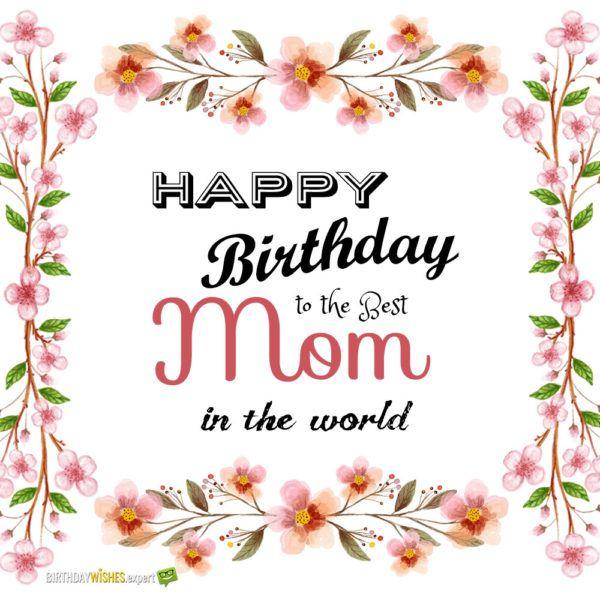 Mom Birthday Gift, Mom Birthday Crafts And Diy