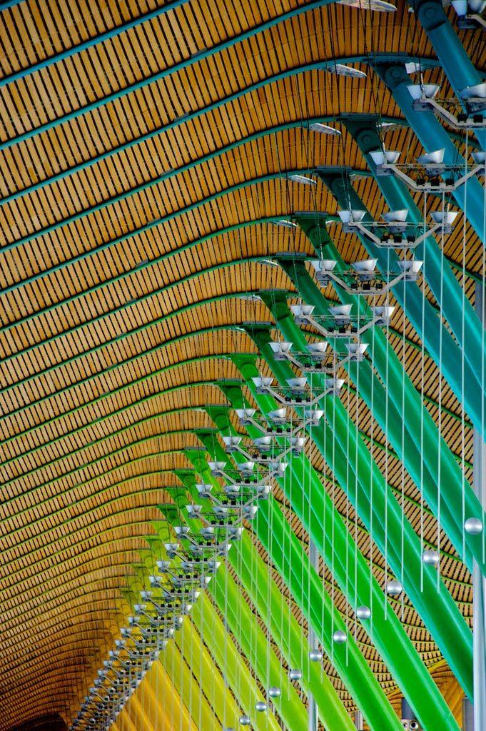Aeropuerto Barajas de Madrid. 2006 / Richard Rogers & Estudio Lamela