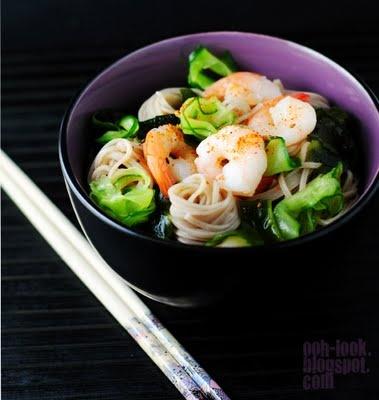 34 best japanesewestern food yoshoku images on pinterest yoshoku prawn noodle salad from jane lawsons book yoshoku forumfinder Images