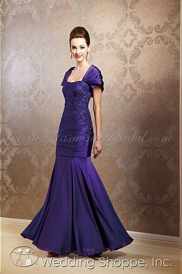 Mother of the Bride Dresses Jade Couture K158004 Mother of the Bride Dresses Image 1
