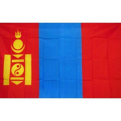NeoPlex Mongolia Flag