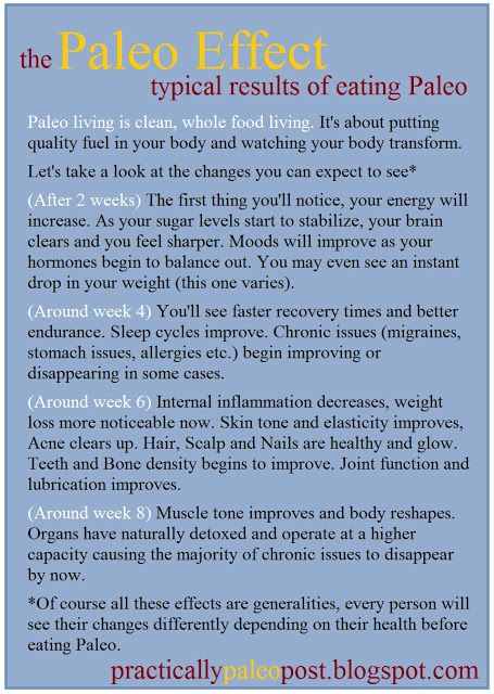 Paleo -- definitely couldn't go completely paleo but here are some good reasons to incorporate some of it into my diet