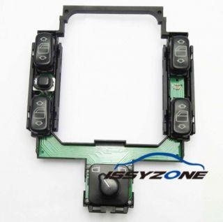 Power Window Switch Mercedes Benz C220 C230 C280 C36 AMG 2028208210 IWSMB015