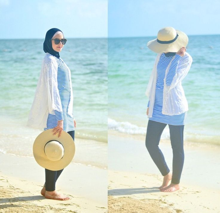 Hijab + Swim (With Love Leena)
