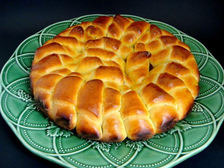 RAPA TACHOS: Folar de Croissants para o Dia Um ...Na Cozinha