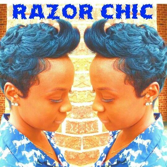 RAZOR CHIC  of ATLANTA! !!!