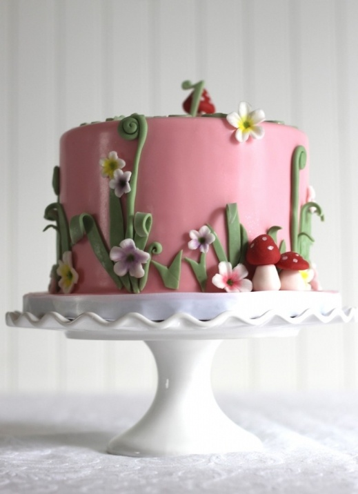 fairy pirate party // CAKE