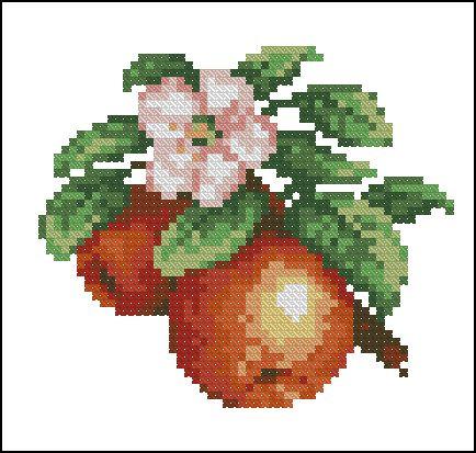 Soczyste jablka