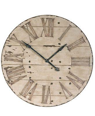 Uttermost Harrington Clock 36 Quot Clocks Metals And