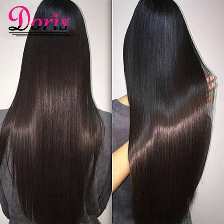 Queens Hair Products 8a Brazilian Virgin Hair Straight 4pcs Lot annabelle hair company Dhl Overnight Remy Human Hair