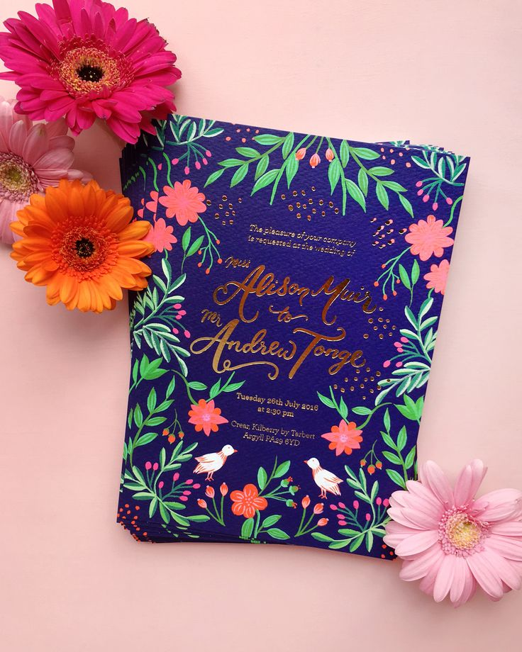 Colorful Mexican Fete Inspired Wedding Invitations 388 best