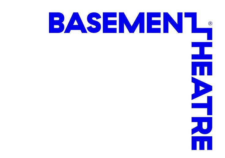 New #visualidentity for #basementtheatre by #studioalexander #typography #logotype #brand