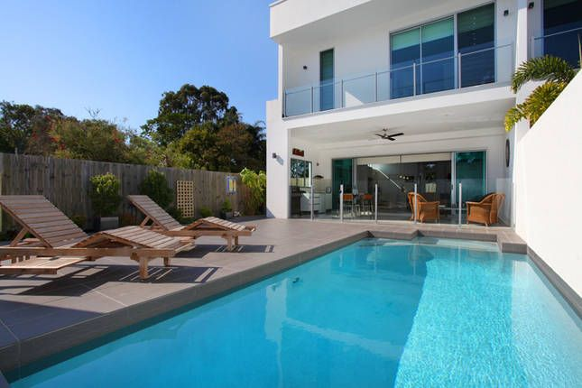 The White House | Maroochydore, QLD | Accommodation