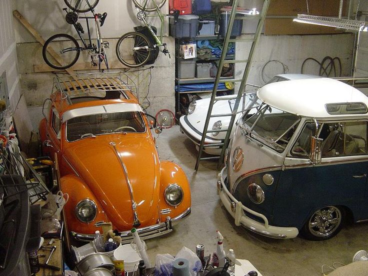 39 best images about dream garages on pinterest - Garage volkswagen creteil ...