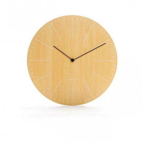 adhesive blank wall clock frei