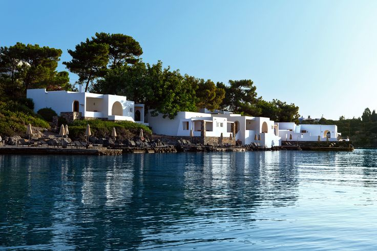 Minos Beach art hotel in Crete, a favorite of all those appreciating genuineness and authenticity, provides a luxurious stay in minimalist surroundings.