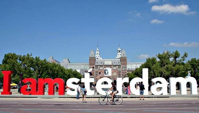 I amsterdam letters Rijksmuseum Matt Rubens