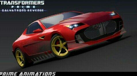 Transformers Prime Galvatron S Revenge Knockout S