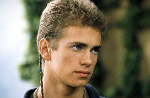 Hayden Christensen as Anakin Skywalker in Star Wars: Episode II -- Attack of the Clones, before giving into temptation and joining the Dark Side as Darth Vader. Description from cnn.com. I searched for this on bing.com/images