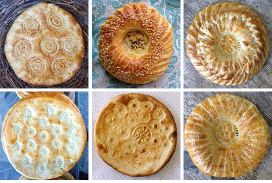 The Fabled Flatbreads of Uzbekistan - AramcoWorld