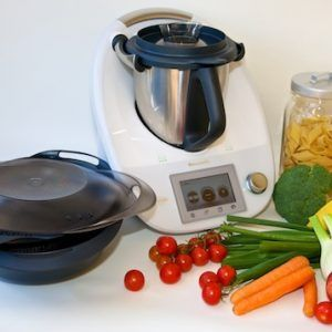 varoma thermomix cuisson vapeur