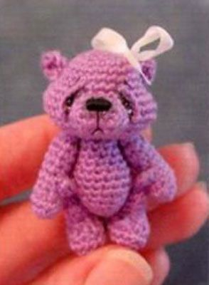 teddy bear - needs to be translated - good instructions and pictures..