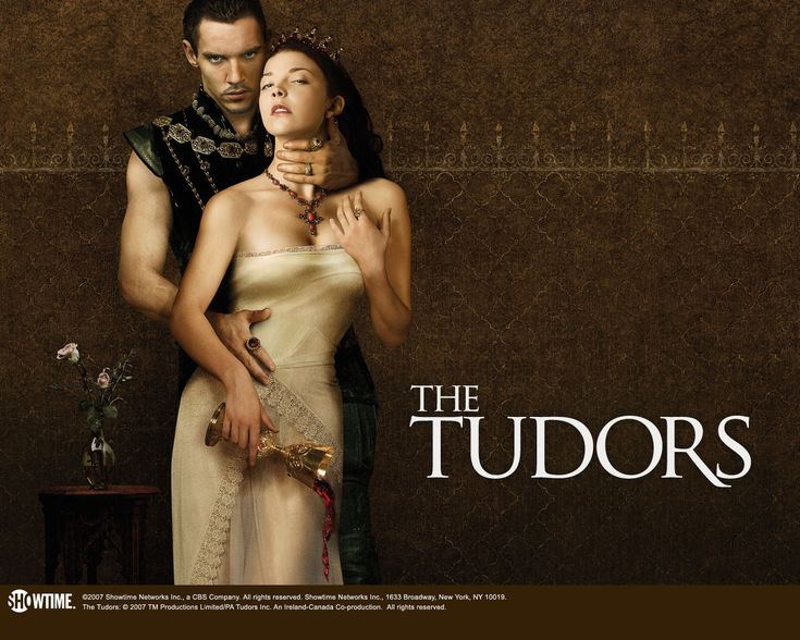The TUDORS  S2 Poster (2008) (2007-04-01 S1-S4 2010Apr11-Jun20) creator/writer: Michael Hirst • stars: Jonathan Rhys Meyers (as King Henry VIII)  + Natalie Dormer (as Anne Boleyn) + Henry Cavill (as Charles Brandon) + James Frain (as Thomas Cromwell) +  Peter O'Toole (as Pope Paul III) • Wiki: http://en.wikipedia.org/wiki/The_tudors • IMDB: http://www.imdb.com/title/tt0758790/?ref_=sr_1