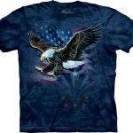 Eagle Shirt - American Flag
