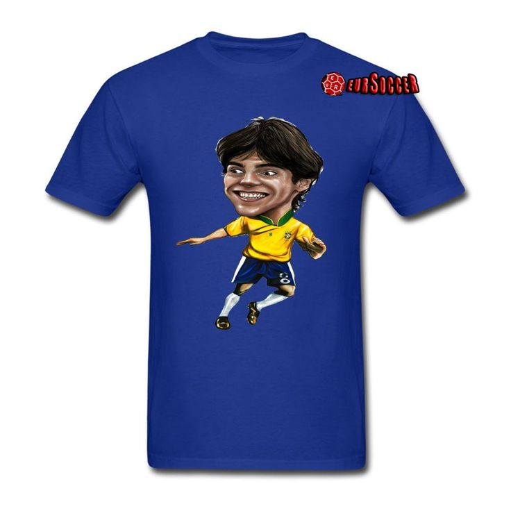 About Ricardo Kaka T-shirt Ricardo Kaka is a Brazilian professional footballer who plays as an attacking midfielder for Orlando City SC in Major League Soccer and the Brazil national team.While at Milan, Kaká won a Serie A title and the UEFA Champions League , and in 2007 he received the FIFA World