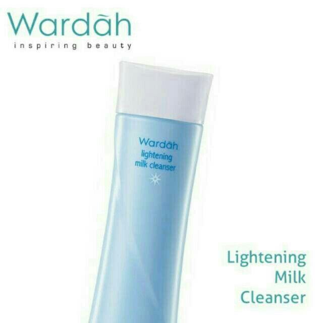 Saya menjual Wardah Lightening Milk Cleanser seharga Rp33.500. Ayo beli di Shopee! https://shopee.co.id/cosmetic_hq/146387438
