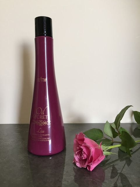 Total Beauty: Linea Oil Secret by Creattiva Professional