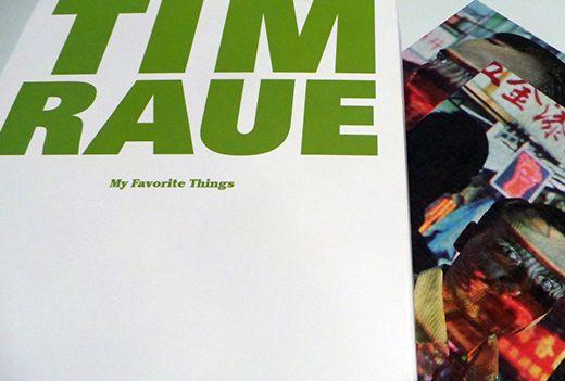 Tim Raue: My Favorite Things. Berlin & Hongkong